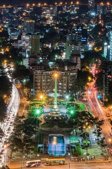 Plaza Francia in Caracas, Distrito Federal