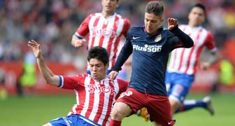 Sporting busca batir al Atlético de Madrid en casa