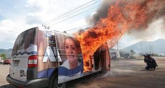 ASESINATOS DE POLITICOS EN MEXICO