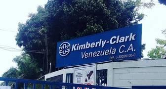 Kimberly Clark suspendido actividades en Venezuela