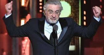 Robert de Niro insulta a Trump