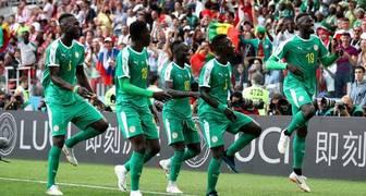 Senegal se impone 2 por 1 a Polonia
