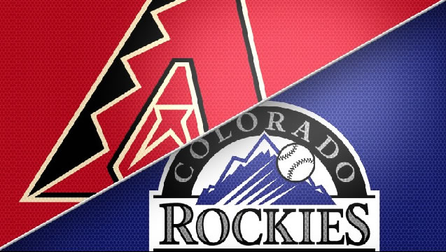 Colorado y Arizona MLB