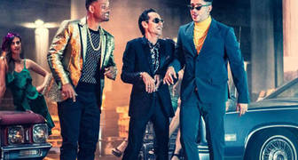 Marc Anthony, Will Smith y Bad Bunny