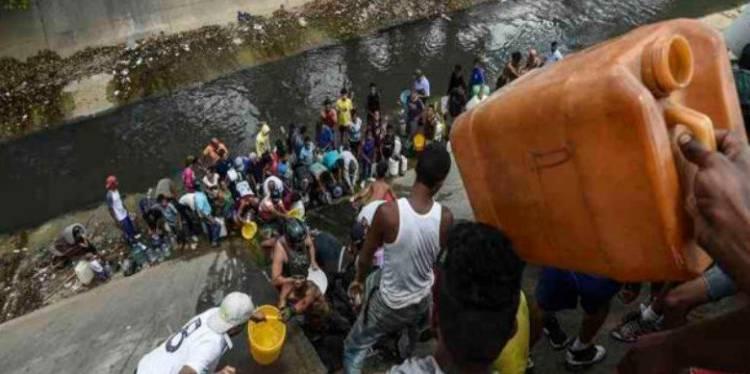 Escasez de Agua en Venezuela