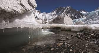 Los glaciares del Himalaya