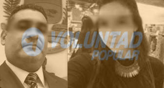 Rossana Barrera kevin rojas voluntad popular