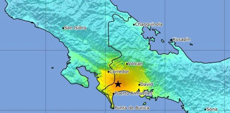 frontera entre Costa Rica y Panamá