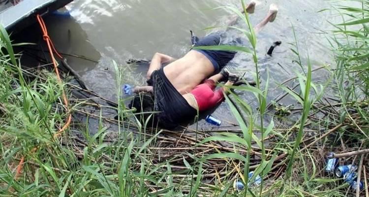 Migrantes mueren ahogados cruzando a EEUU