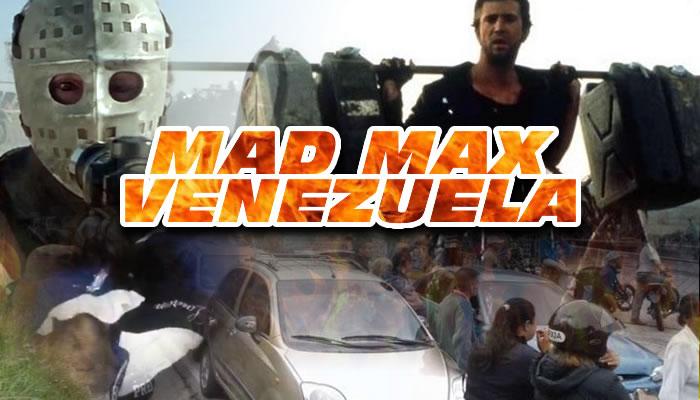 un muerto en Los Llanitos de Tabay por gasolina madmaxvenezuela
