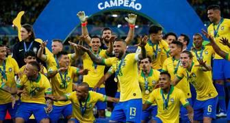 BRASIL GANA COPA AMERICA 2019