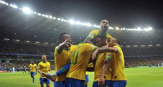 BRASIL LE GANA A ARGENTINA 2 0, COPA AMÉRICA 2019