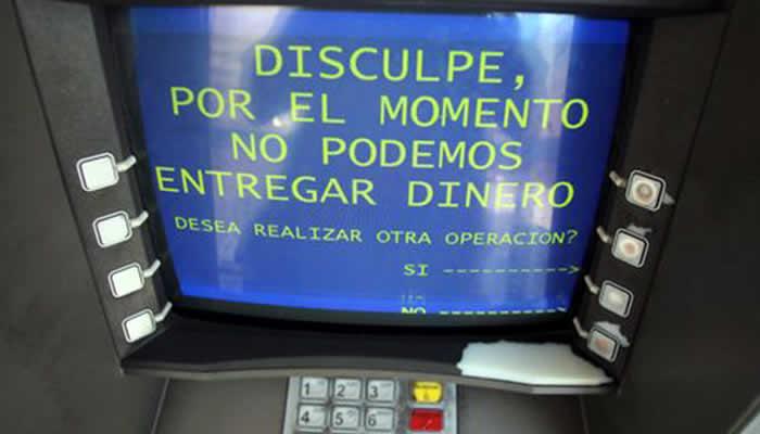 CAJEROS AUTOMÁTICOS EN VENEZUELA
