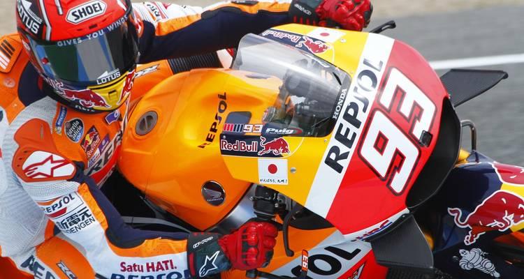 Campeonato Mundial de la MotoGP circuito de Jerez