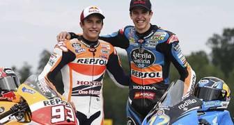 MotoGP Hermanos Márquez