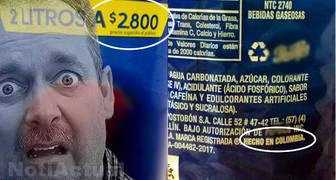 PRECIOS EN COLOMBIA Y VENEZUELA