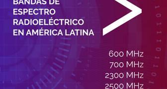 América Latina identifica espectro 5G