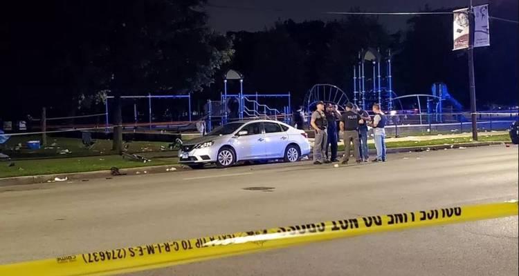 Tercer tiroteo en EE UU en 24 horas Al menos 7 heridos en Chicago