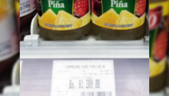 HIPERINFLACIÓN INFLADA EN VENEZUELA
