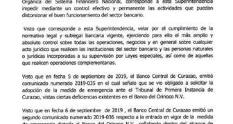 TEXTO DE LA RESOLUCION DE INTERVENCION DEL BOD (1)