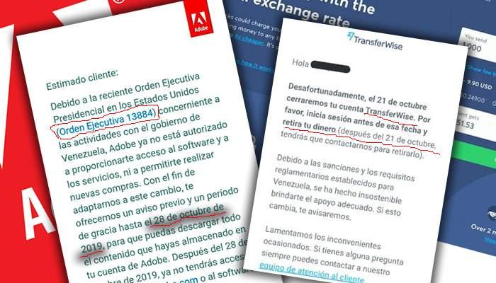 Adobe y TransferWise