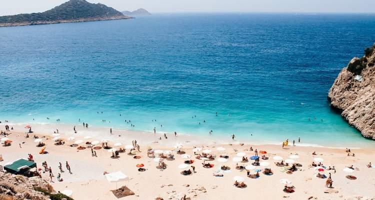 kaputas playas de turquia