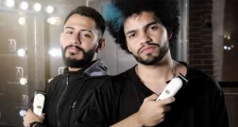 Coco Aguilar y Samuel Los Reyes