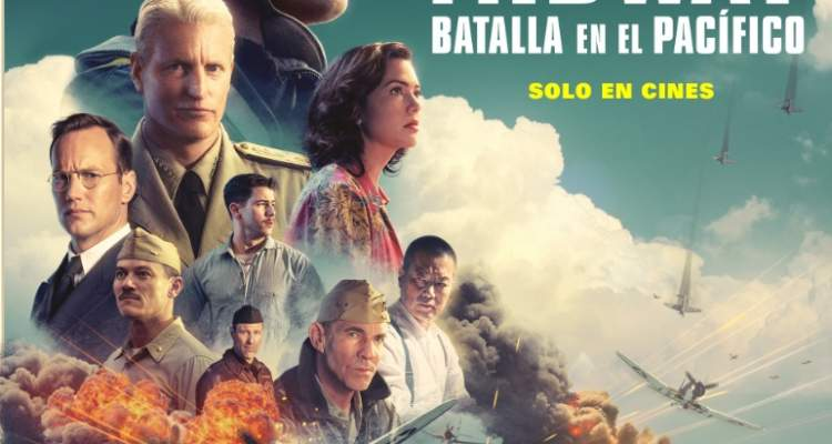 MIDWAY PELICULA 2019