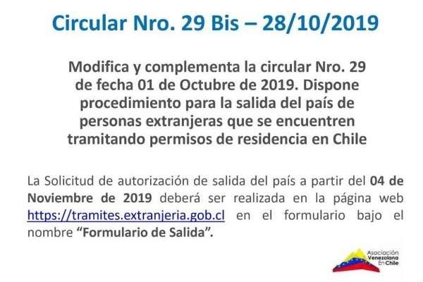 PASOS PARA SOLICITAR O TRAMITAR PERMISO DE SALIDA TEMPORAL DE CHILE (1)