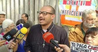 Protestan en Cantv por graves fallas de internet