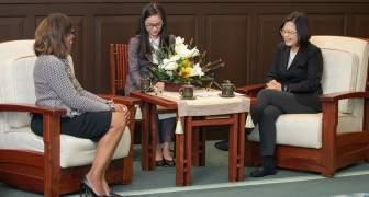 Taiwán aumentará su apoyo con la ayuda humanitaria