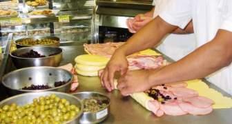 Como preparar pan de jamon