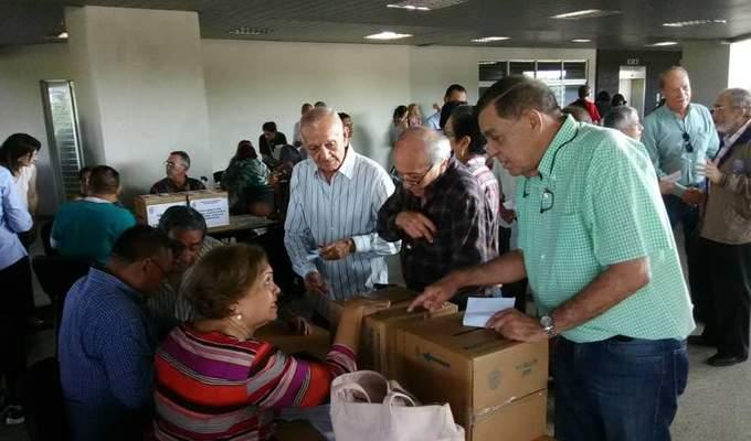 ELECCIONES DE APUZ DIC 2019