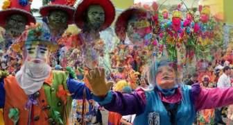 LOS ZARAGOZA DE SANARE 28 DE DICIEMBRE FIESTA DE LOS LOCOS