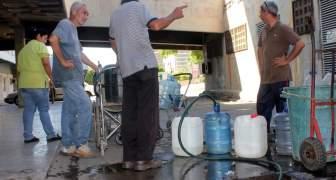 No hay agua en Maracaibo pero los embalses estan full