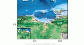 26Ene20: Temblor de 4.1 grados de magnitud en Caracas
