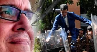 ANGEL MONAGAS CAIGA QUIEN CAIGA 6 DE ENERO 2020