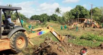Alcaldía de Maracaibo inició Plan de limpieza de cañadas 2020