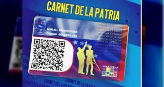 CARNET DE LA PATRIA BONOS Y MISIONES