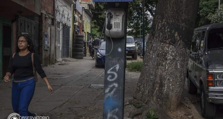 CRISIS DE SERVICIOS PÚBLICOS EN VENEZUELA ENERO 2020