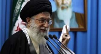 El líder supremo de Irán, ayatolá Alí Hoseiní Jameneí