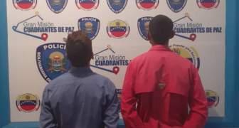 Funcionarios de PoliAnzoátegui dan de baja a azote de barrio en Puerto La Cruz