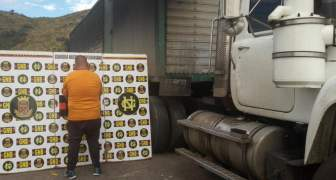 GNB incautó 3.710 litros de combustible ilegal en el estado Bolívar