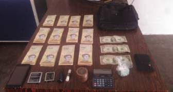 PoliAnzoátegui capturó a un sujeto por tenencia y venta de droga en Píritu