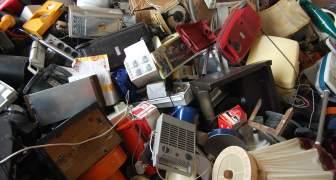 e-waste Basura Electronica