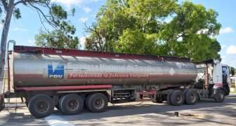GNB capturó a 2 ciudadanos por tráfico de 37.540 litros de combustible en el estado Bolívar