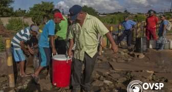 OVSP El servicio de agua potable continúa siendo el peor evaluado por los ciudadanos (1)