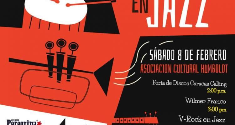 Sesiones V-Rock en Jazz