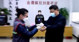 Xi Jinping CORONAVIRUS