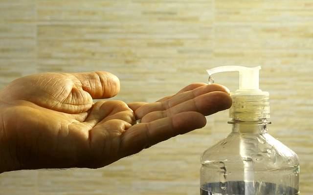 Gel Anti-bacterial
